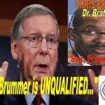 Fraud, Lies, Unqualified CFTC Nominee Chris Brummer Dupes Senator Mitch McConnell
