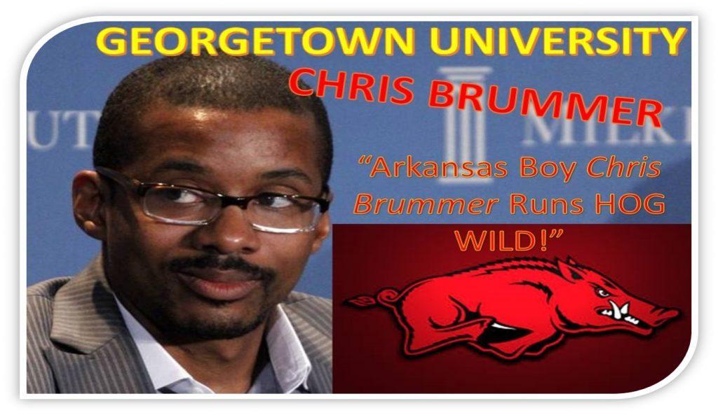 PROFESSOR CHRIS BRUMMER, FINRA NAC MEMBER
