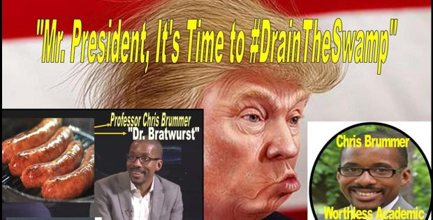 Trump, Fraud, Nepotism Block Georgetown Prof Chris Brummer Cryptic Path to CFTC Confirmation