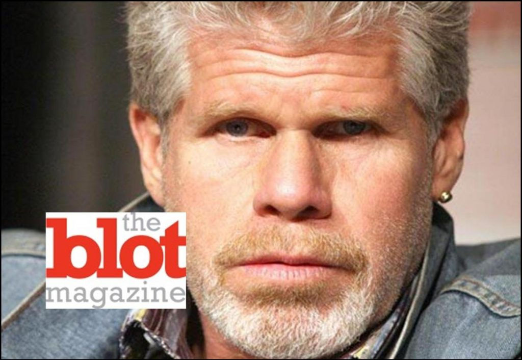 Ron Perlman — So Many Characters, One Genuine Person