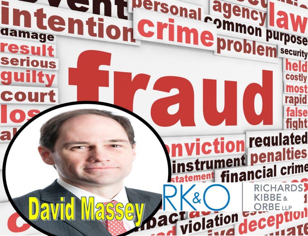 DAVID MASSEY, lawyer, Richards Kibbe Orbe, prosecutor, ausa, SDNY, DOJ, Tracy Timbers, FBI agent Matthew Komar, Thomas McGuire, Steve Susswein SEC