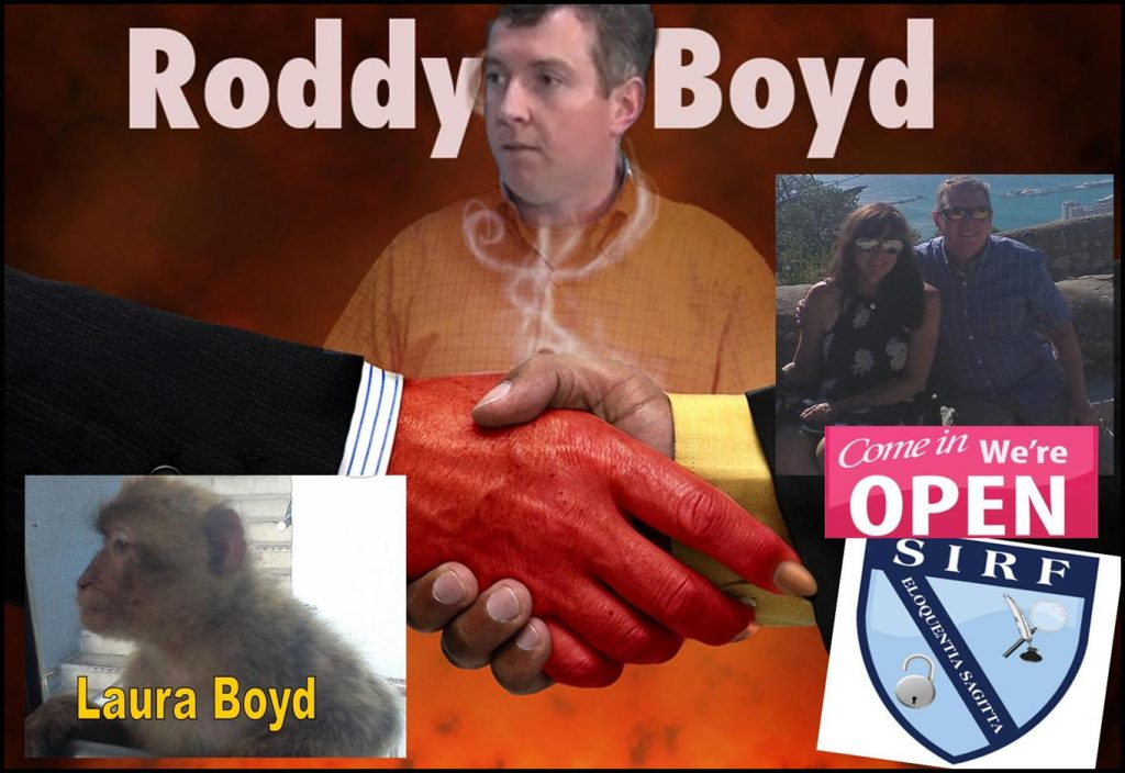 RODDY BOYD, LAURA BOYD, SAMANTHA BOYD, OPEN MARRIAGE, SEX OFFENDER, DUNE LAWRENCE, BLOOMBERG, MELISSA HODGMAN, SEC