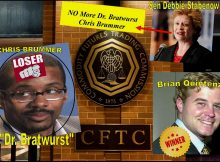 Brian Quintenz, CFTC Nominee Dumps Disgraced Georgetown Nutty Professor Chris Brummer