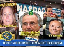 Corruption, Lies, How SEC Enforcement Staff Cheryl Crumpton, Derek Bentsen Drink Nasdaq 'Poison Kool-Aid'