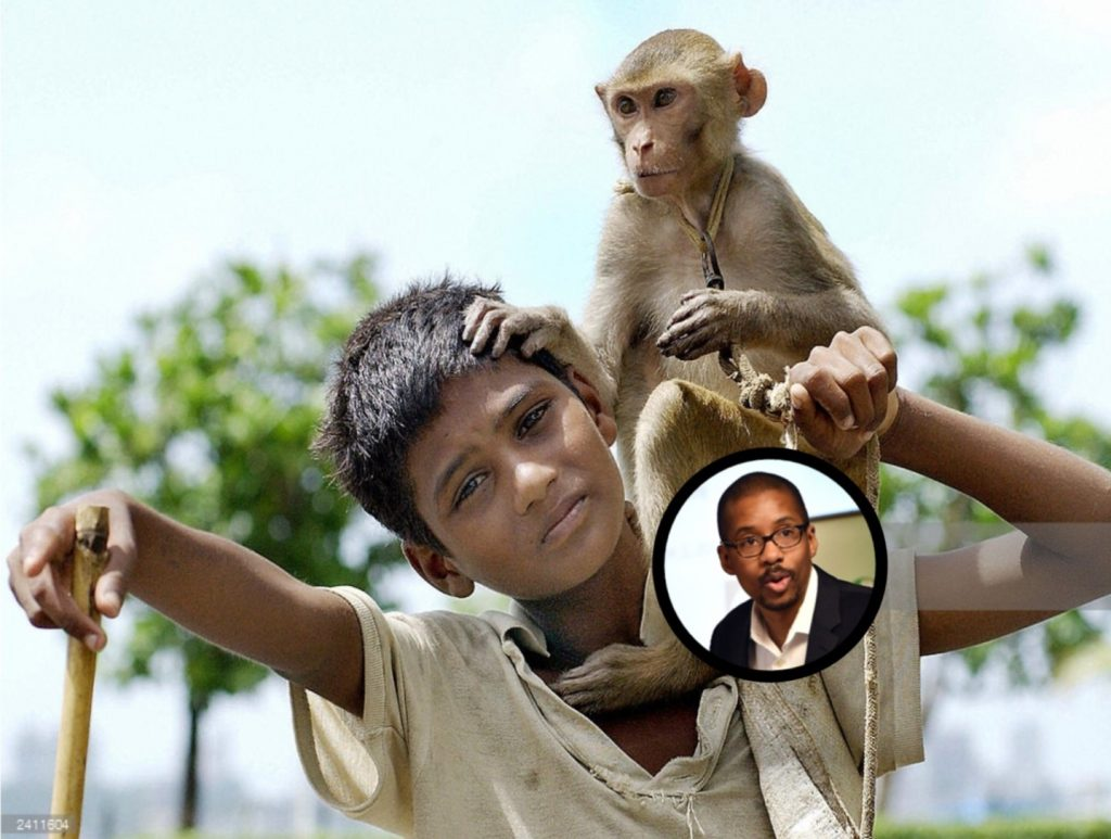 Indian Kid Joyriding Monkey Absconds With Bus, And...