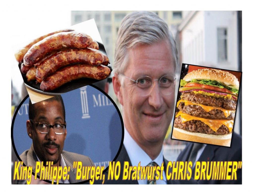 Belgium's King Philippe Angered Over Burger King, Who is the King?