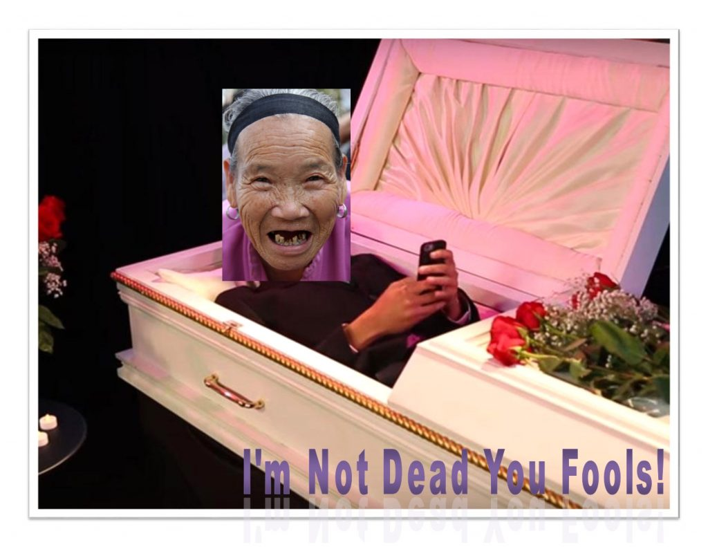 Chinese Granny Takes a Nap and is Declared Dead for Five Days
