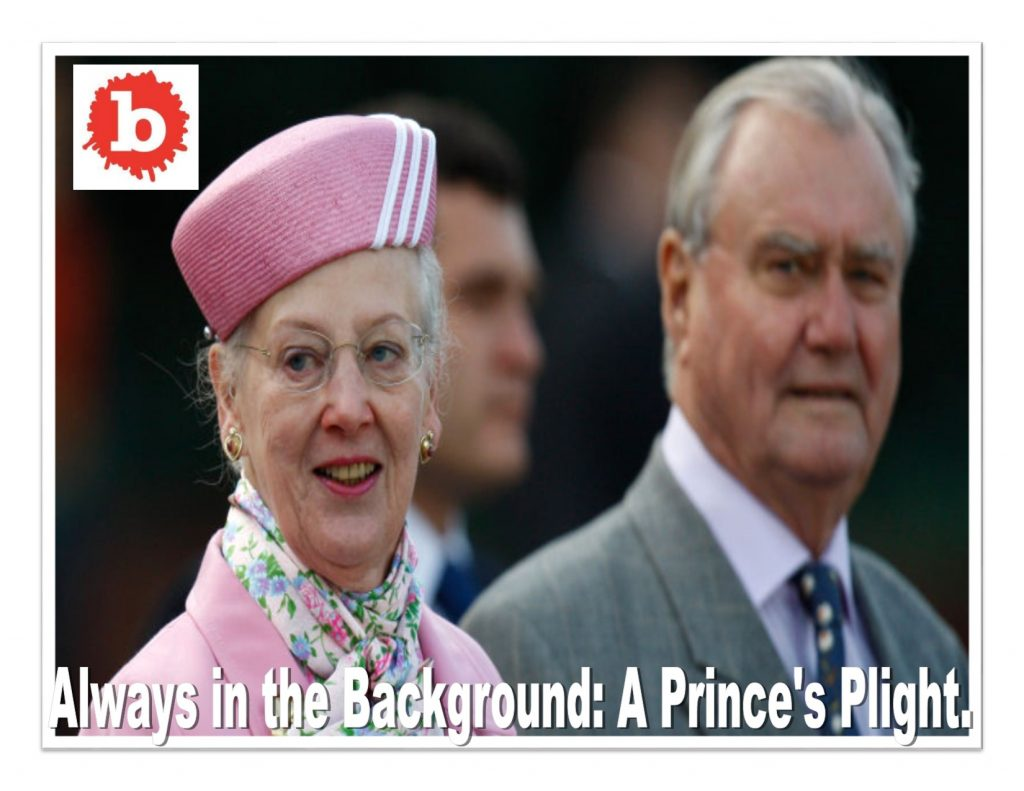 Danish Prince Henrik Refuses to Be Buried Next to Wife in a Fit of Pique to the Grave. No, The Other Grave