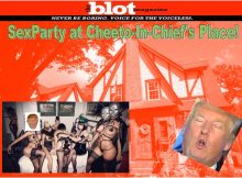 Trump's Childhood Home On the Market for Sex Parties at $725 a Night