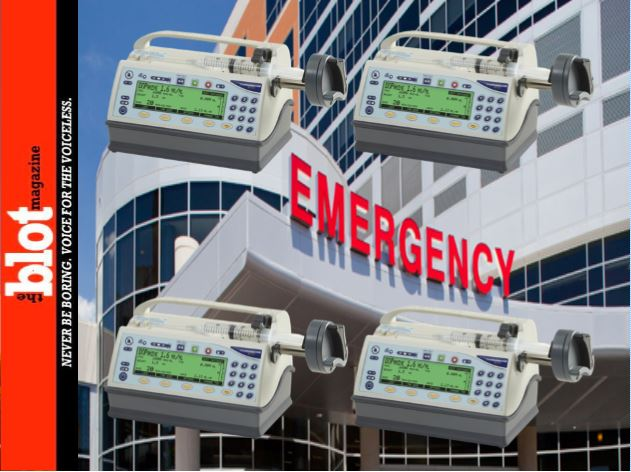 Another Hospital Device Vulnerable to Wireless Attacks, IV Drug Pump
