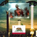 California Emergency Broadcast Warns of Alien Invasion, Armageddon