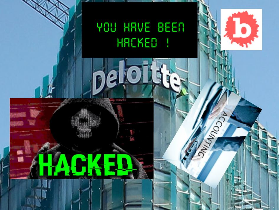 "Deloitte Hacked Via Casual Password Steal. Hacker Says ""Too Easy"""