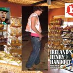 Drunk and Unemployed in Ireland Leads to Peeing on French Loaf