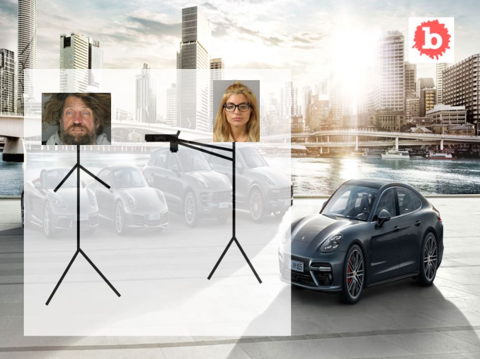 Homeless Man Shot Twice For asking Woman to Move Her Porsche