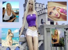 Human Barbie. Not Human. Hails From Venus and Only Eats Air