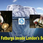 London Sewer Clogged By Epic Fatberg, Ten Times Larger Than Last