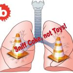 Lung Tumor Actually Caused by Toy Inhaled 40 Years Ago