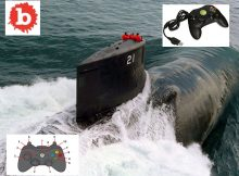 Navy to Use Old Xbox 360 Controllers on Modern Subs