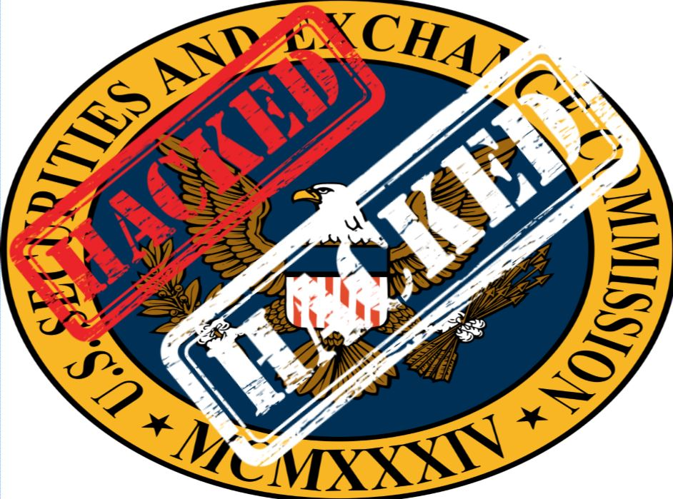 SEC Hacked, Data Stolen, Trades Made, No Comment by SEC.