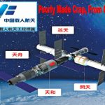 Chinese Space Station Tiangong 1 Expected to Crash to Earth in Coming Months
