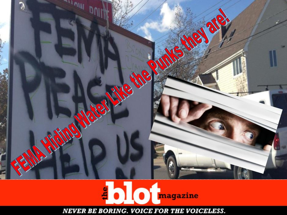FEMA Plays Games, Hides Drinking Water and Power Access Data