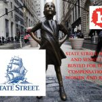 Fearless Girl Statue Funder, State Street, Busted for Gender and racial Discrimination