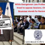 Georgetown Law Professors Protest Sessions, But Chris Brummer Silent
