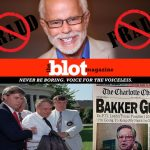 Jim Bakker Threatens Hecklers With God's Vengeance