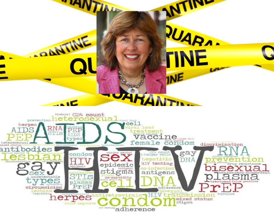 Mrs. Tom Price Backs Off Comment HIV Patients Be Quarantined
