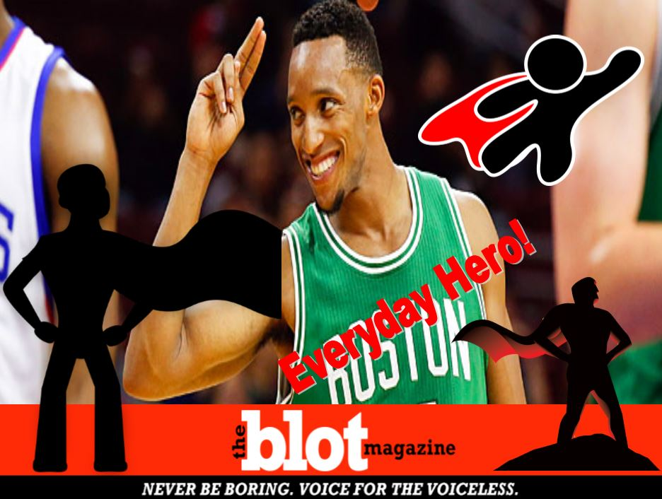 NBA Star Evan Turner Plays Good Samaritan at Roadside Accident