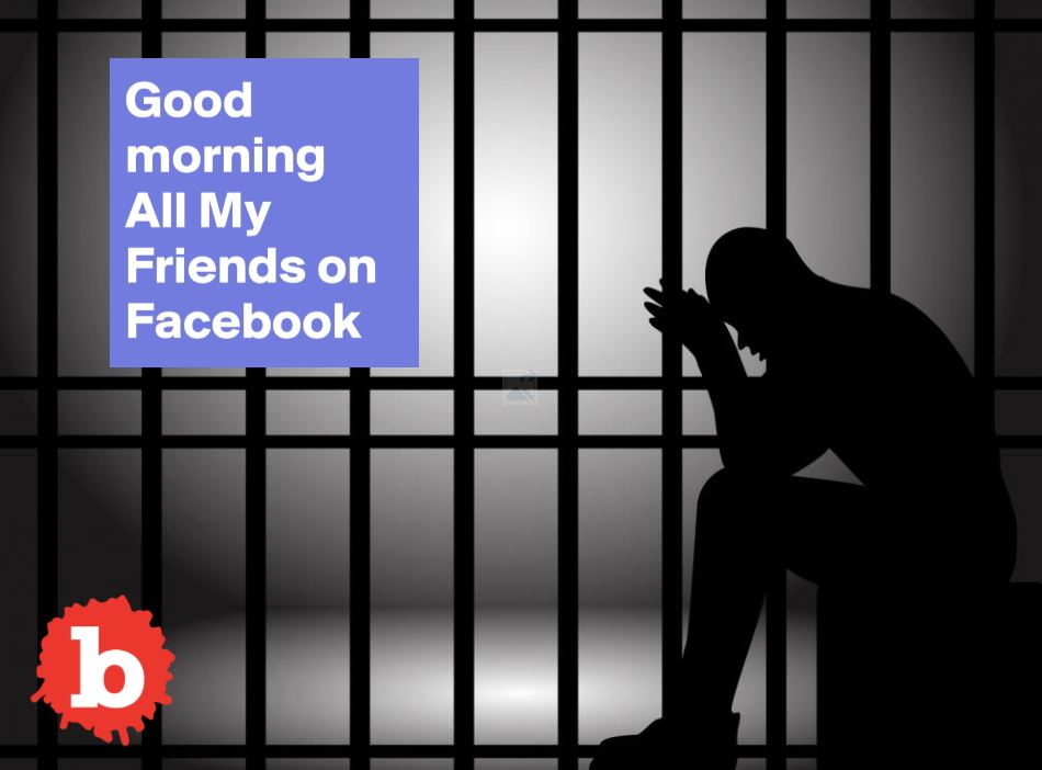 Palestinian Man Arrested for Posting Good Morning on Facebook