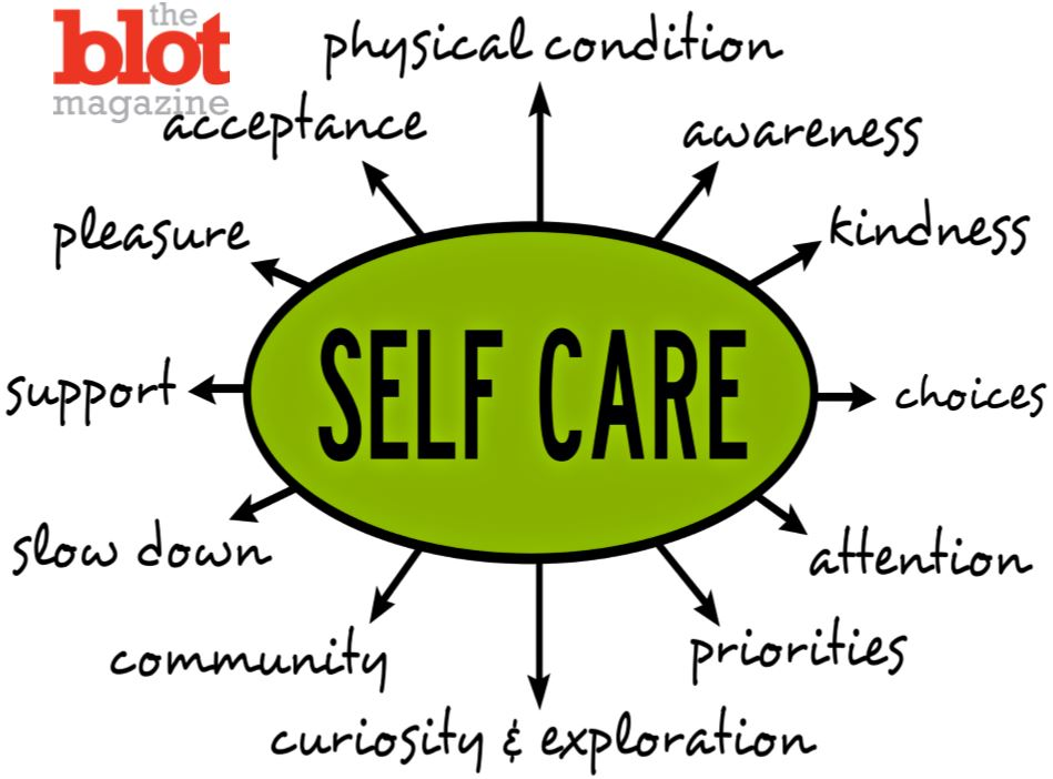 Self-Care is Not Just Masturbation, Other Ways to Beat Stress