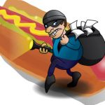 Armed Wiener Robber Shoots Own Wiener, But How