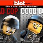 Good Cop, Bad Cop! Or, Good Cop. In the Detroit Police, Who Knows