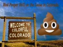 Mad Pooper Has Spokesman, Pooper Has Brain Injury and Gender Issues