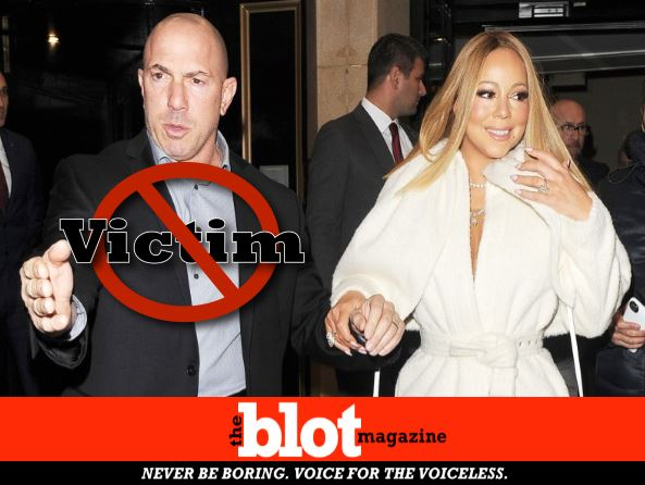 Mariah Stiffs Security in Closet, Fails, Stiffs Them in Salary After