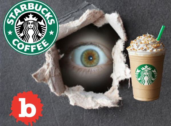 Starbucks High Tech Peeping Tom at Large, Planted Camera In Bathroom
