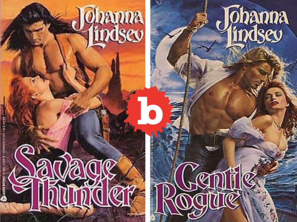 Fabio's Hard Nipples and the Harlequin Romance Covers Fade Away