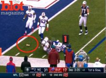 Freaky Buffalo Bills Fans Toss MORE Dildos, Sex Addicts!