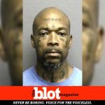 Armed Robber Identified by Social Security Tat on Forehead