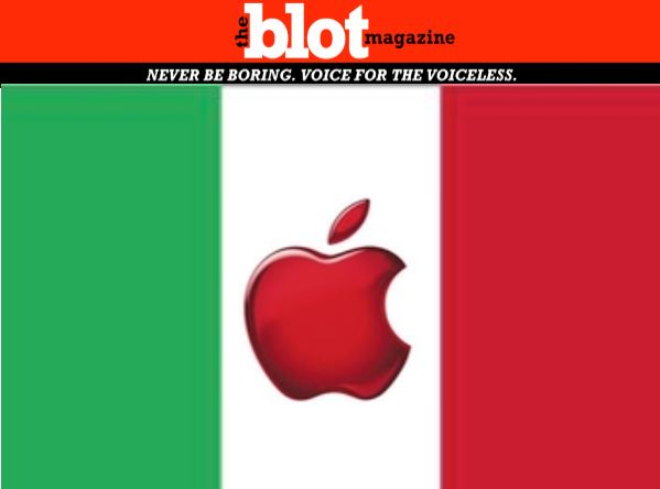 Italian Brothers Slap Apple, Own Rights to Steve Jobs Brand