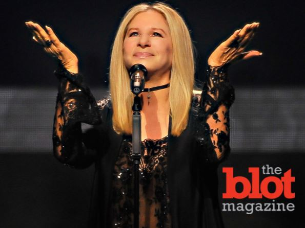 Barbra Streisand Has a Fabulous Basement Mall at Home