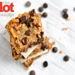 Chocolate Chip Chickpea Blondies to Die For