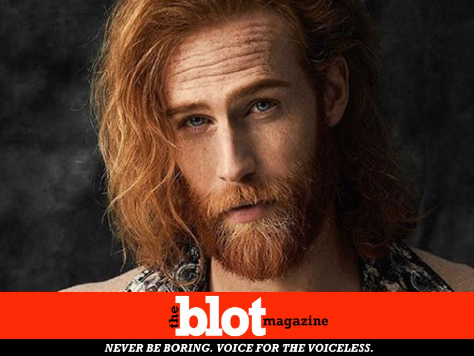 Fat Ginger Insurance Dude Transforms into Bearded Model