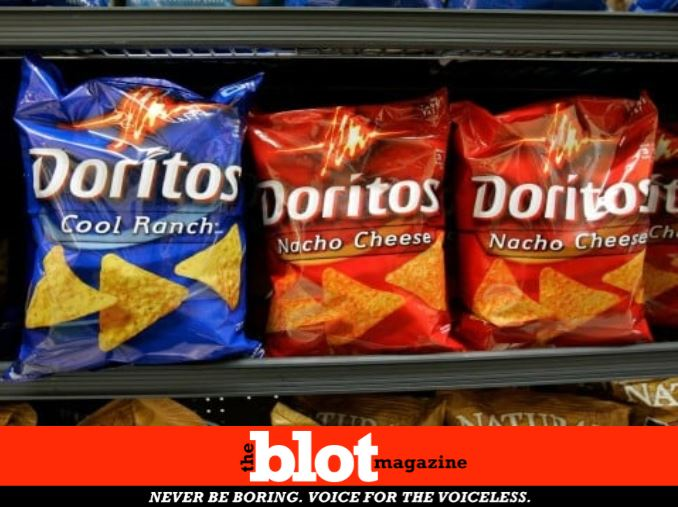 Lady Doritos Becomes Viral Sensation With Crunchless Chips