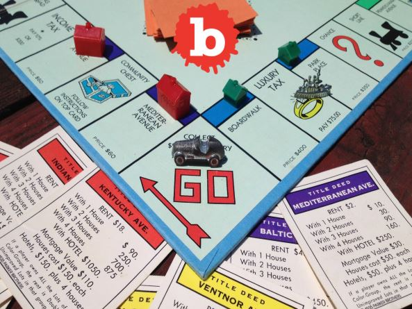 Real Board Game Domination with Monopoly Hacks