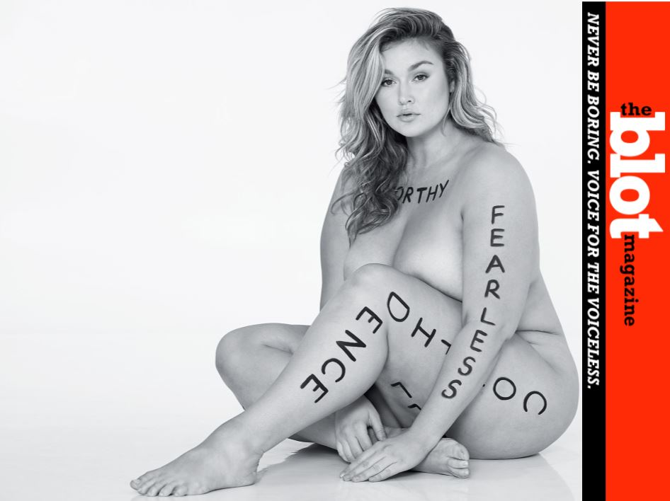 Sports Illustrated Models Uncensored with Affirmative Words
