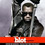 Wesley Snipes Talks About Blade as Black Panther Explodes