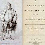 Everyday Insults from the Dictionary of the Vulgar Tongue