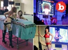 China Looks To Crackdown on Funeral Strippers Tradition